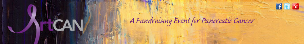 ArtCan - A Fundraiser Event for Pancreatic Cancer