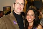 Sid Smith and Pamela Monastra