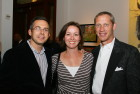 Anne Lambert Tracht, David Tracht and Ray Bouley