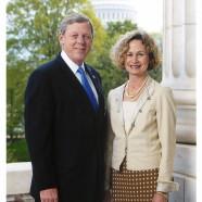 Honorary Chairs Senator Johnny Isakson & Dianne