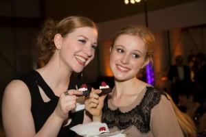 Atlanta Ballet dancers