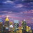 Atlanta Skyline – Gillian Theunissen Horsley